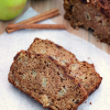 Caramel Apple Cinnamon Bread
