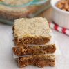 Gingerbread Caramel Gooey Bars and Giveaway