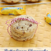 Butterfinger Cheesecake Pudding Cookies
