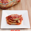 Weight Watchers Eggplant Parmesan