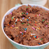 Funfetti Chocolate Cookie Dough Dip
