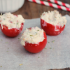 Chicken Bacon Ranch Tomato Bites