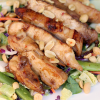 Asian Chicken Bok Choy Salad