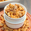 Cheddar and Pretzel Ranch Goldfish Crackers