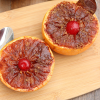 Honey Brown Sugar Cinnamon Baked Grapefruit