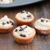 Cannoli Cookie Cups