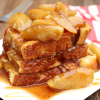Caramel Maple Apple French Toast