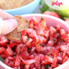 Strawberry Mojito Salsa