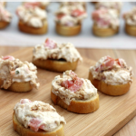 Tuna Bruschetta #AppetizerWeek #Anolon