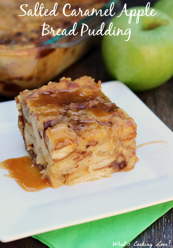 Cheesecake Cookie Bread Puddingwith Caramel Sauce Recipe — Dishmaps
