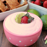 Strawberry Margarita Dip