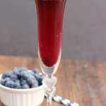 Blueberry Mimosa