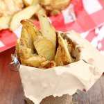 Baked Ranch Parmesan Fries – Better Bakery
